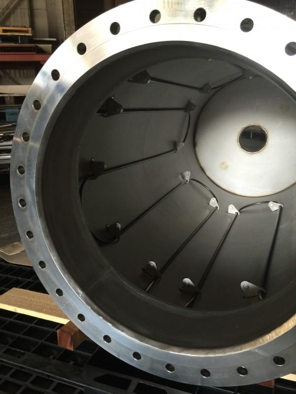 SUS310S バッチ炉本体