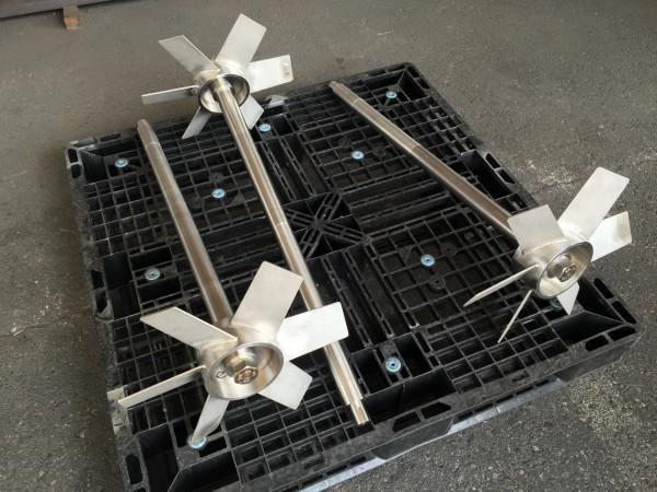 SUS310S 炉内ファン