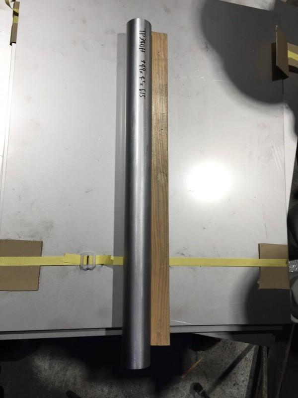 チタン パイプ Φ49×4t