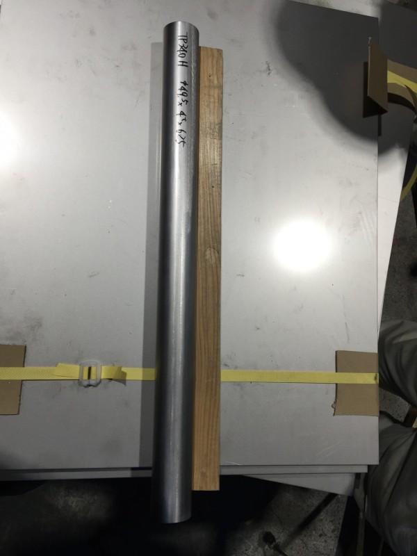 チタン パイプΦ49.5×4t
