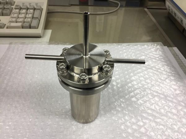 ニッケル製 高温用反応装置