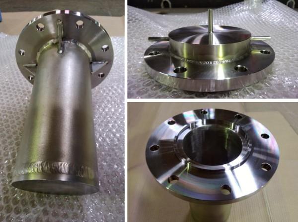 ニッケル製反応装置(溶接品)