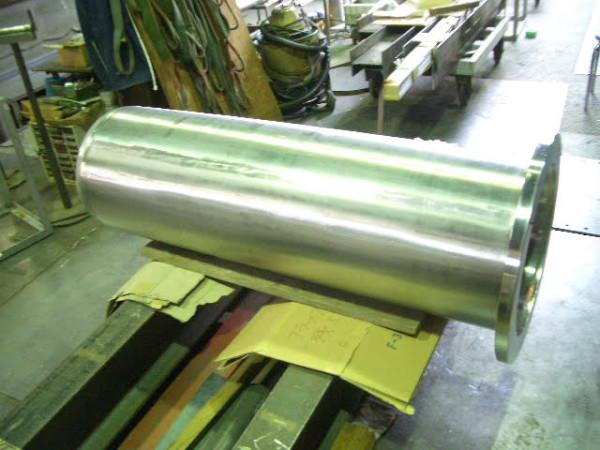ニッケル合金溶接品(リアクター)
